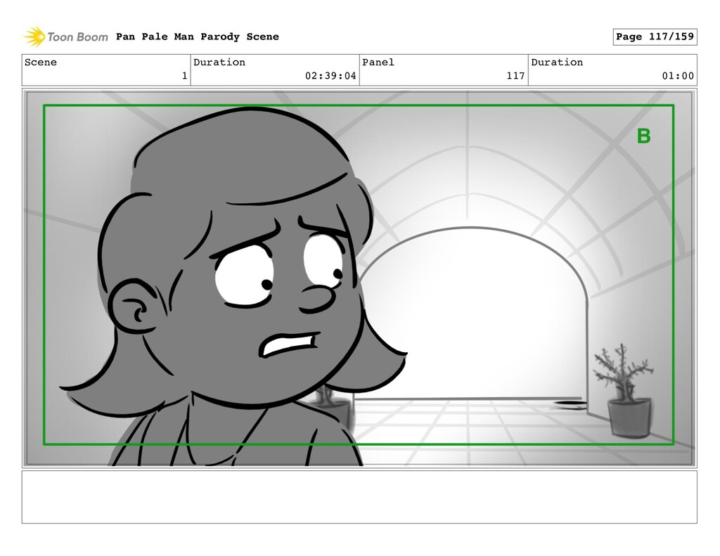 Scene 1 Duration 02:39:04 Panel 117 Duration 01...