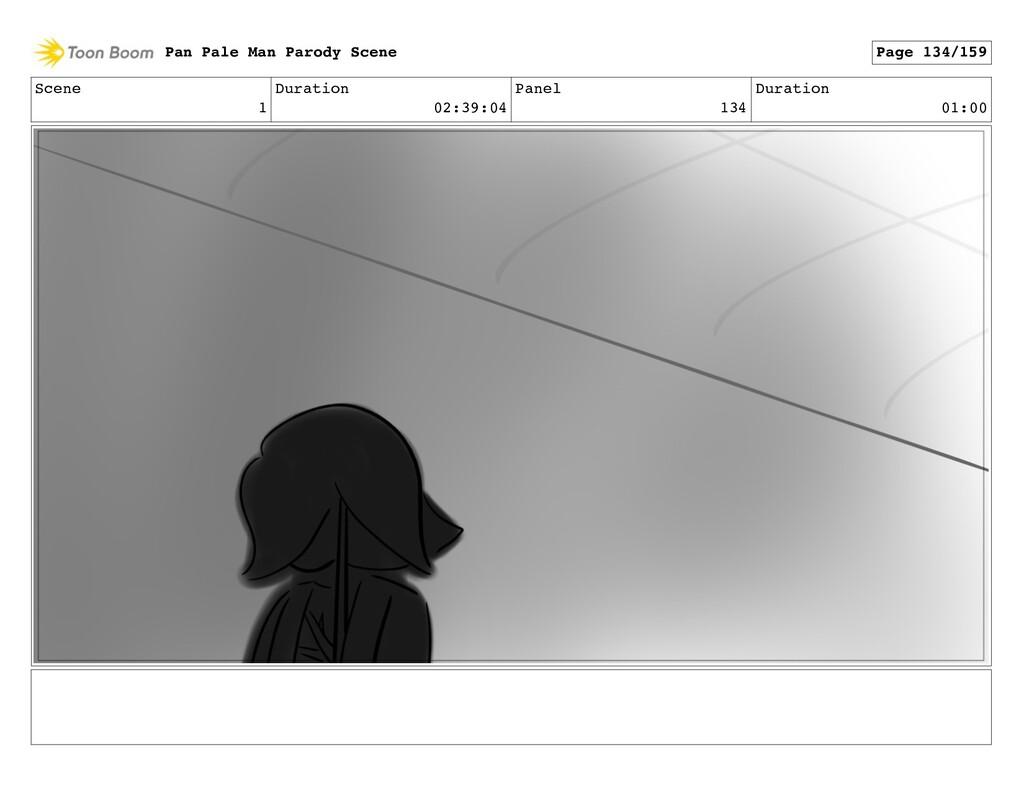 Scene 1 Duration 02:39:04 Panel 134 Duration 01...