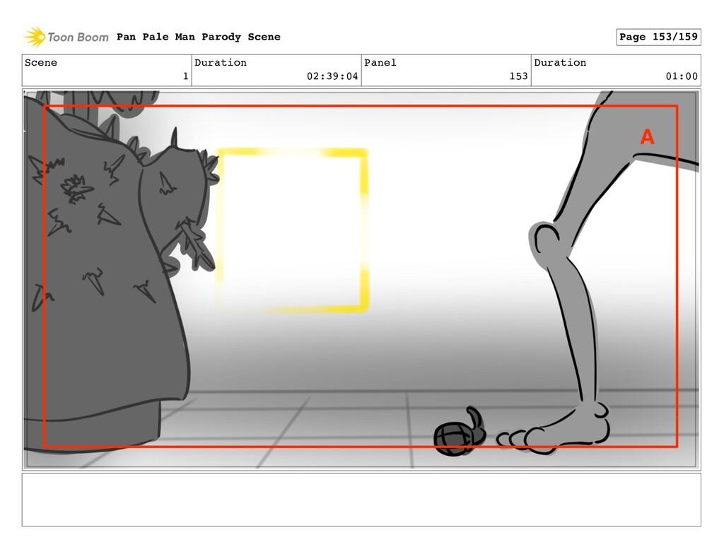 Scene 1 Duration 02:39:04 Panel 153 Duration 01...