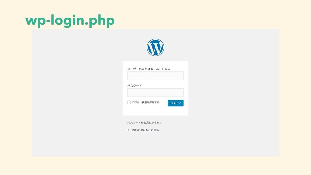 wp-login.php