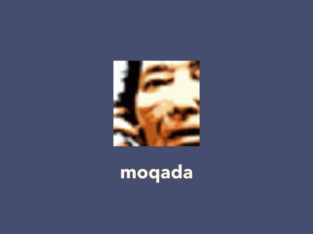 moqada