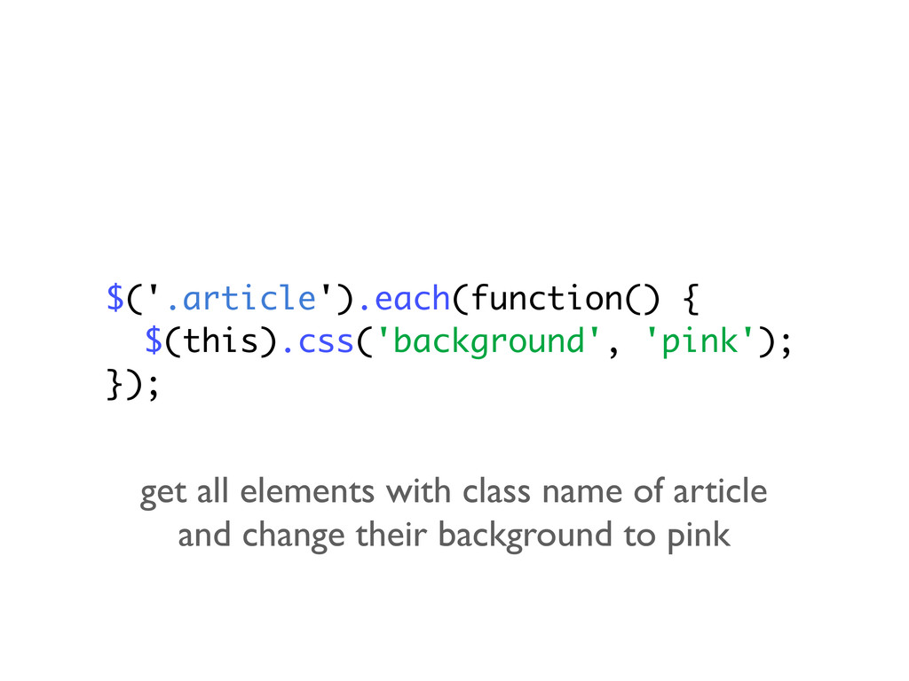 $('.article').each(function() { $(this).css('ba...