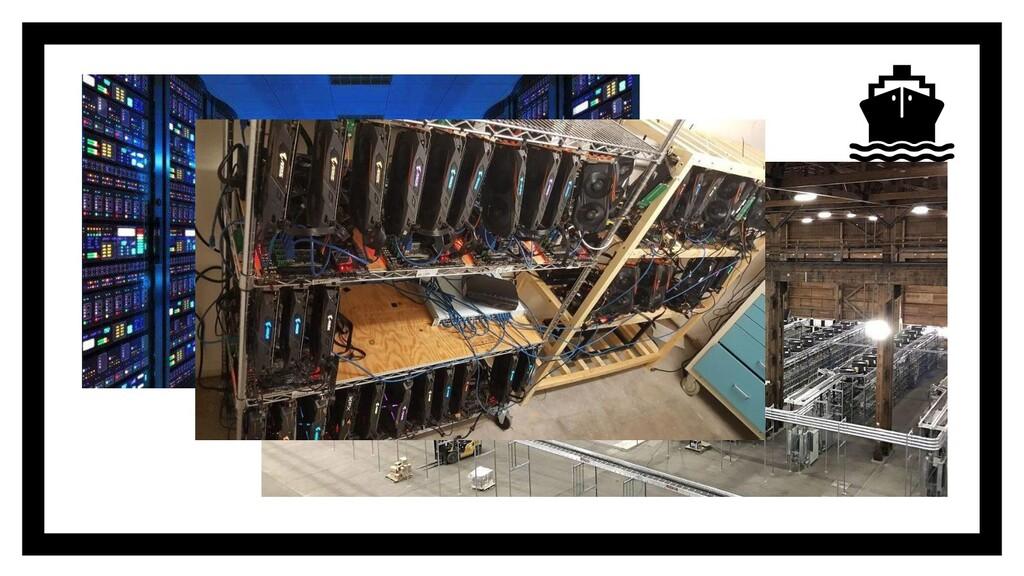 Mining Farm ▪ Miningのために作られた巨大データセンター