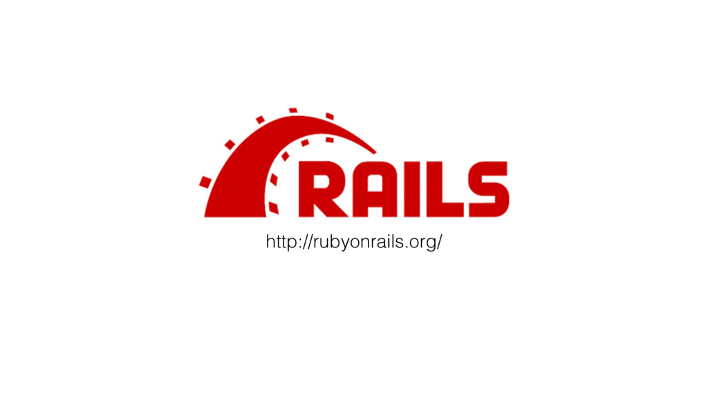 http://rubyonrails.org/