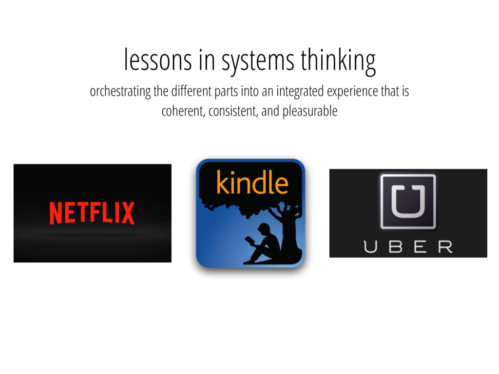 lessons in systems thinking orchestrating the d...