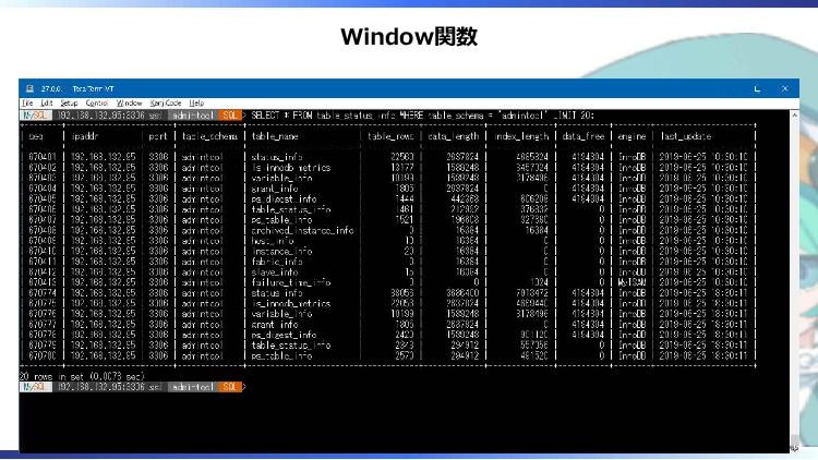 Window関数 56/65