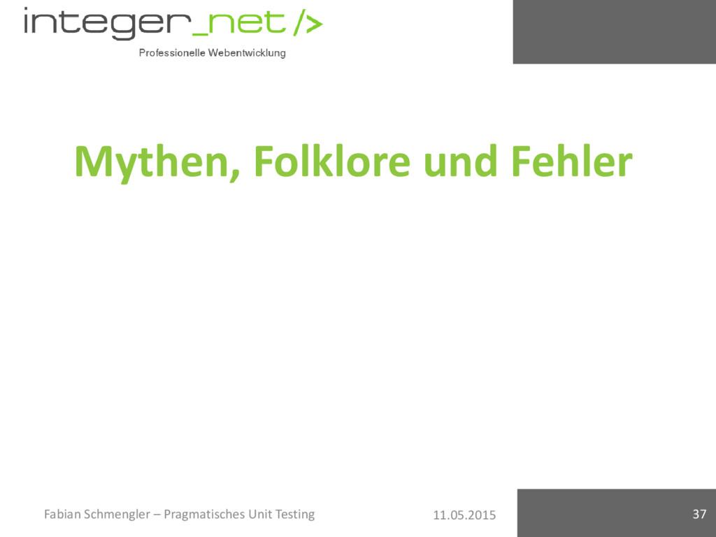 11.05.2015 Fabian Schmengler – Pragmatisches Un...