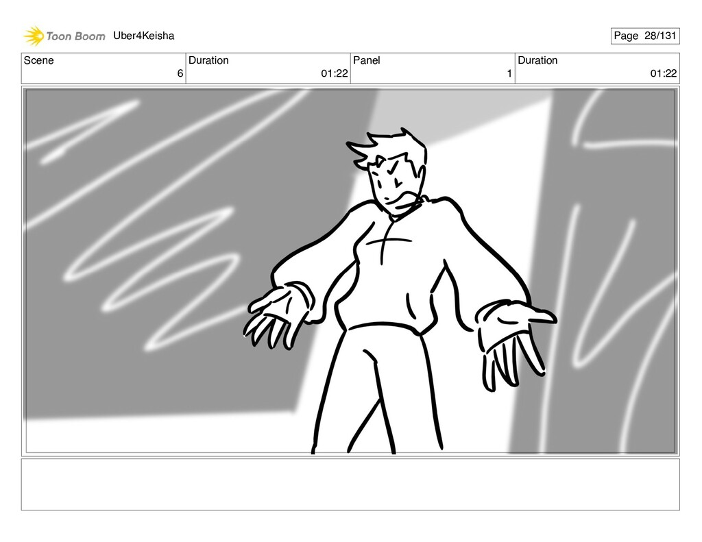 Scene 6 Duration 01:22 Panel 1 Duration 01:22 U...