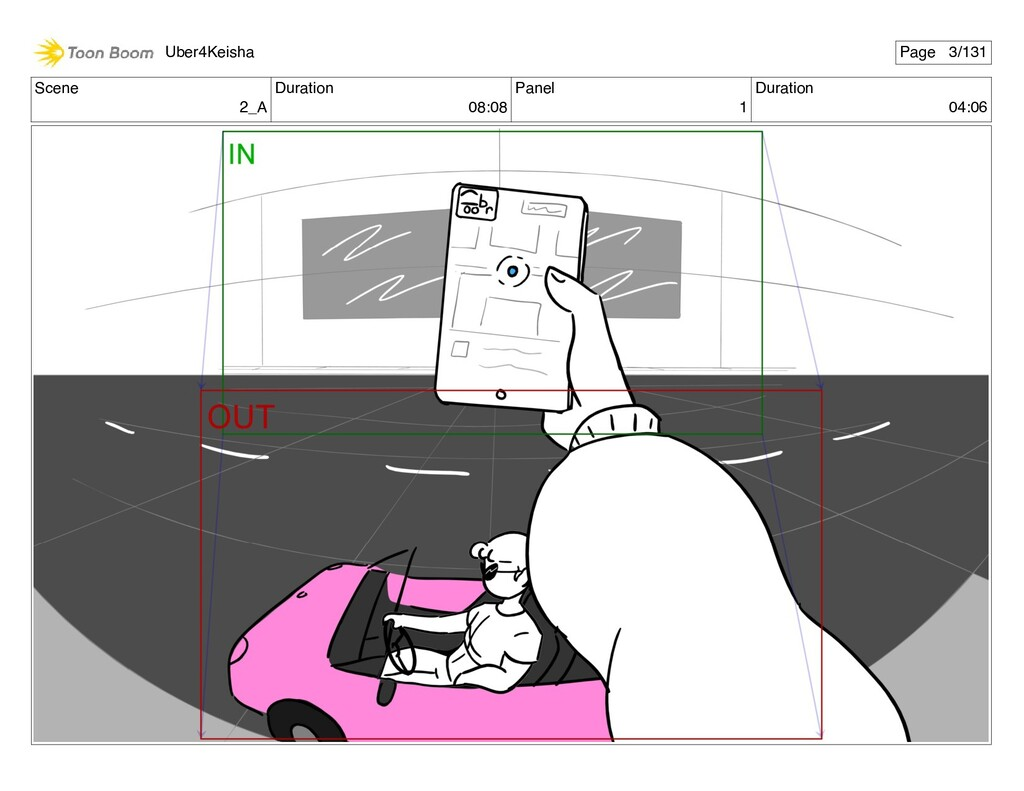 Scene 2_A Duration 08:08 Panel 1 Duration 04:06...