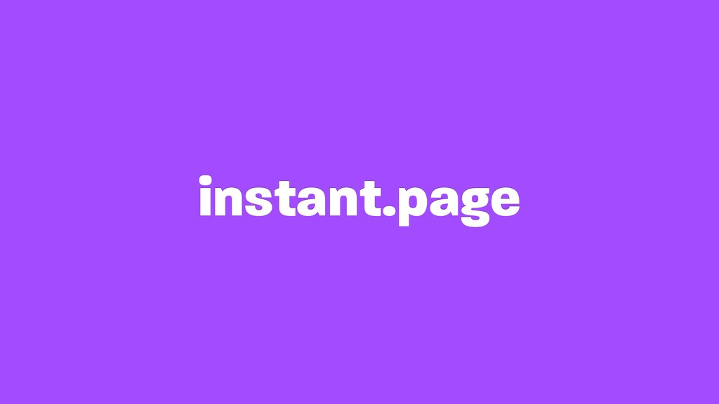 instant.page