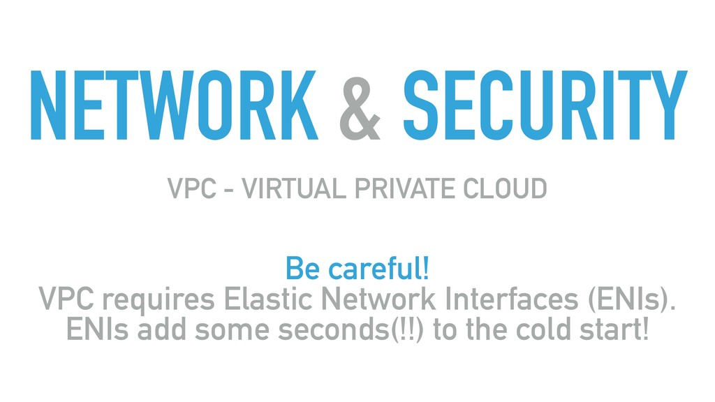 NETWORK & SECURITY VPC - VIRTUAL PRIVATE CLOUD ...