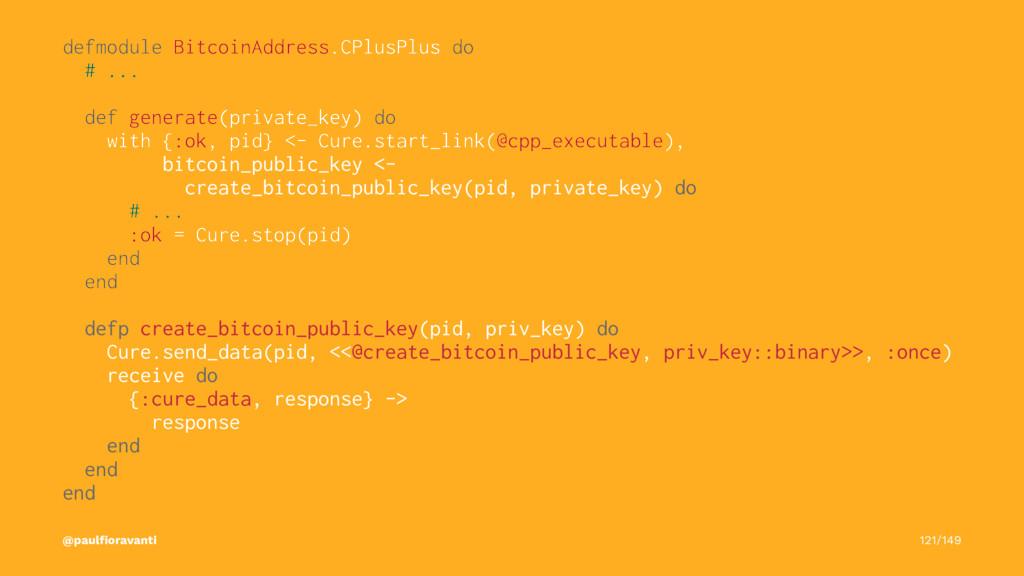 defmodule BitcoinAddress.CPlusPlus do # ... def...