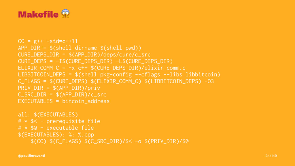 Makefile ! CC = g++ -std=c++11 APP_DIR = $(shell...