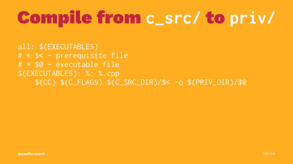 Compile from c_src/ to priv/ all: $(EXECUTABLES...