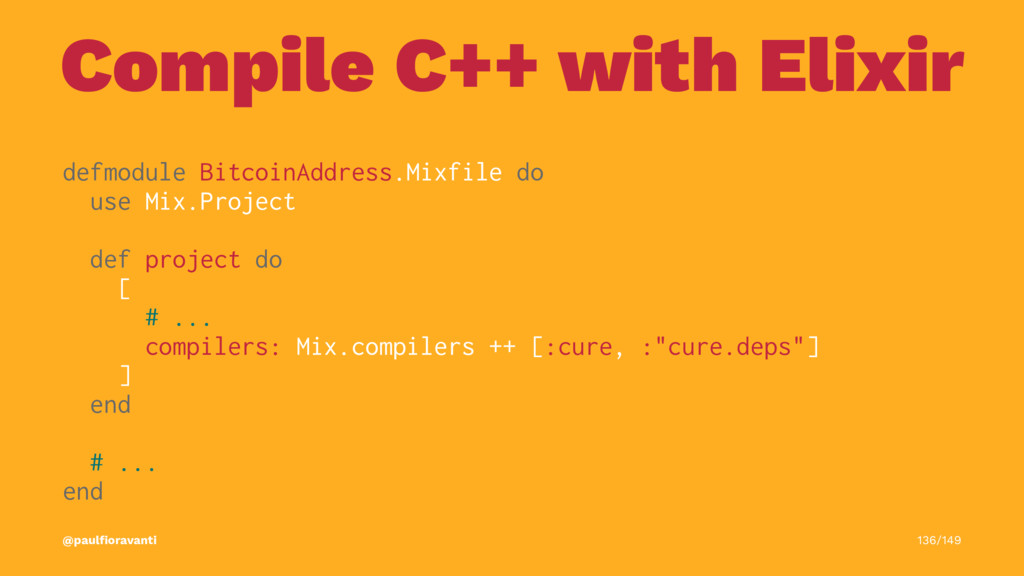 Compile C++ with Elixir defmodule BitcoinAddres...