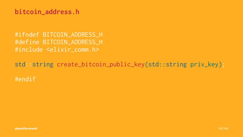 bitcoin_address.h #ifndef BITCOIN_ADDRESS_H #de...
