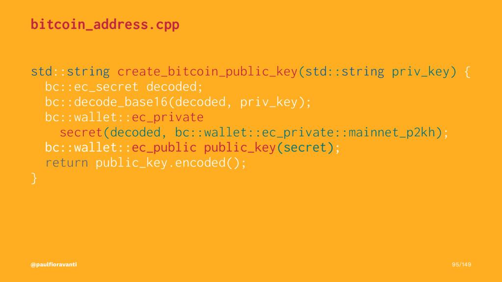 bitcoin_address.cpp std::string create_bitcoin_...