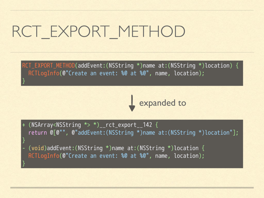 RCT_EXPORT_METHOD + (NSArray<NSString *> *)__rc...