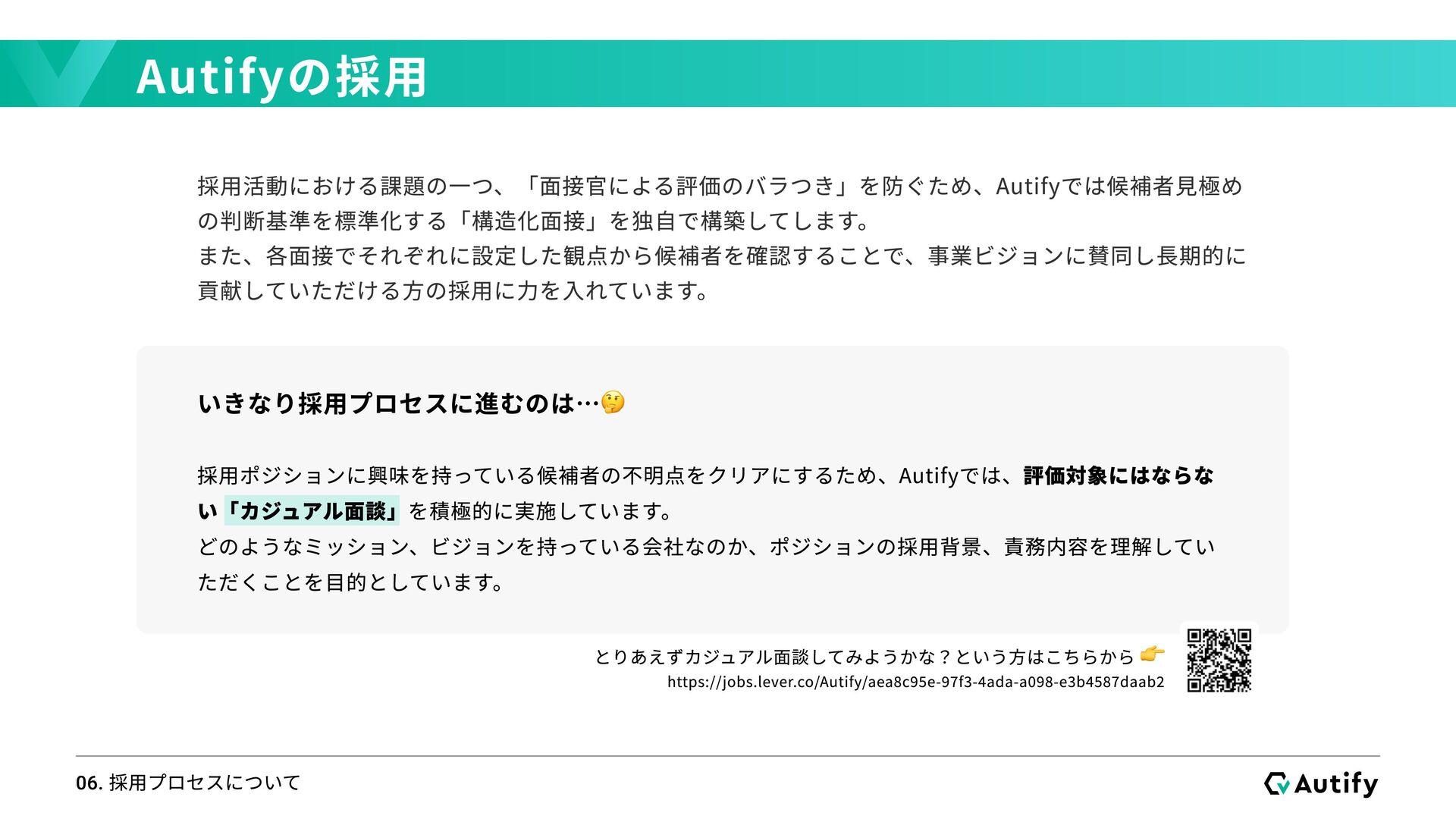 エンジニア職の採用 06. 採用プロセスについて Step1. オンラインコーディングテスト ...