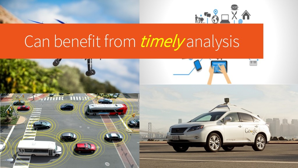 Can benefit from timely analysis