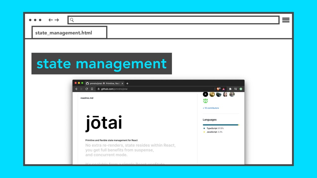 state management state_management.html