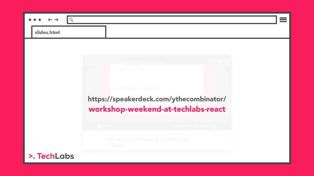 slides.html https://speakerdeck.com/ythecombina...