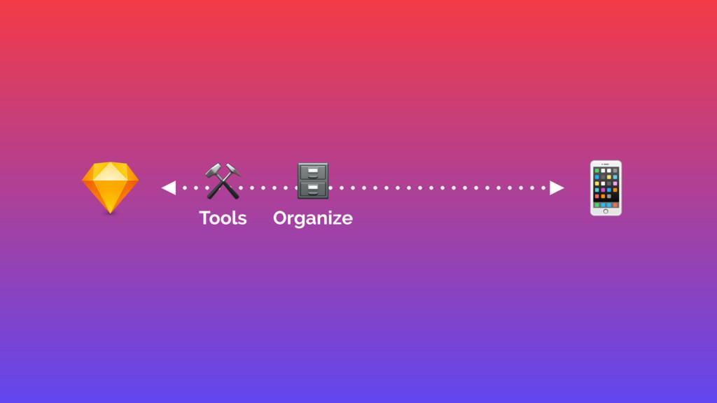 % D Organize ⚒ Tools