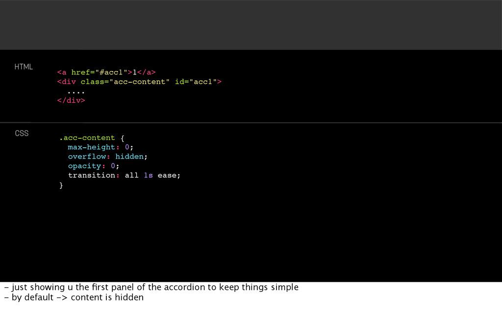 .acc-content { max-height: 0; overflow: hidden;...