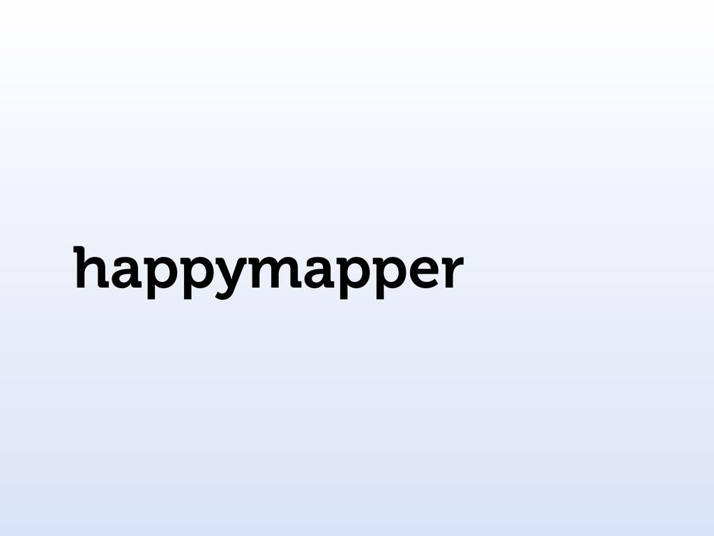 happymapper