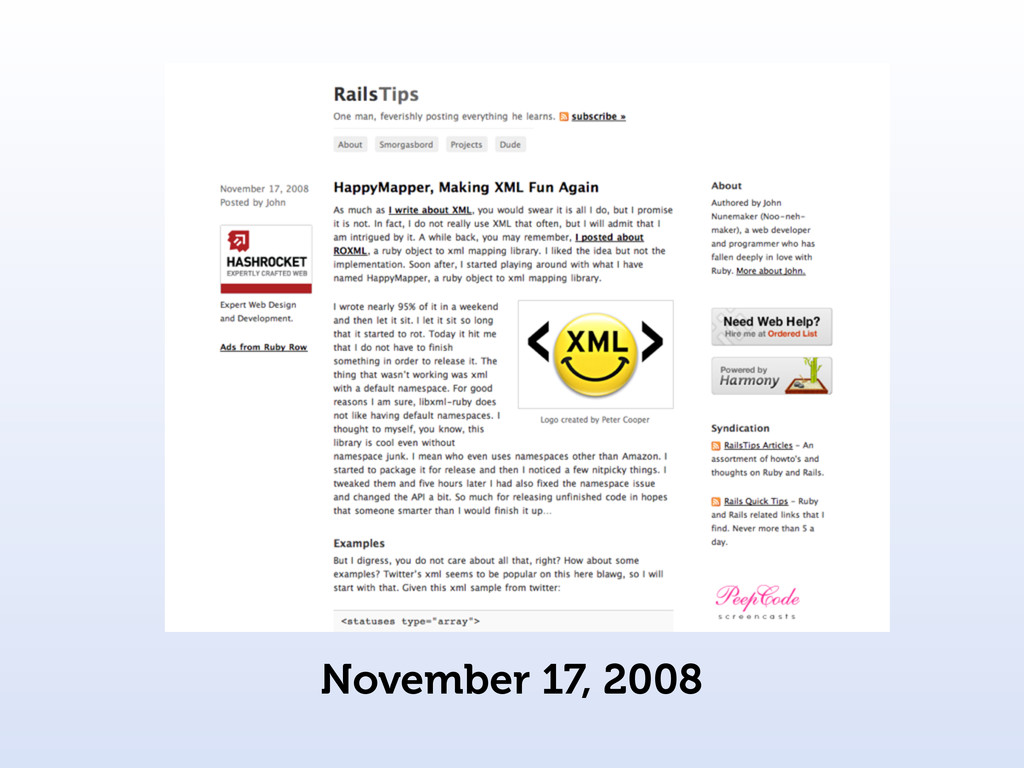 November 17, 2008