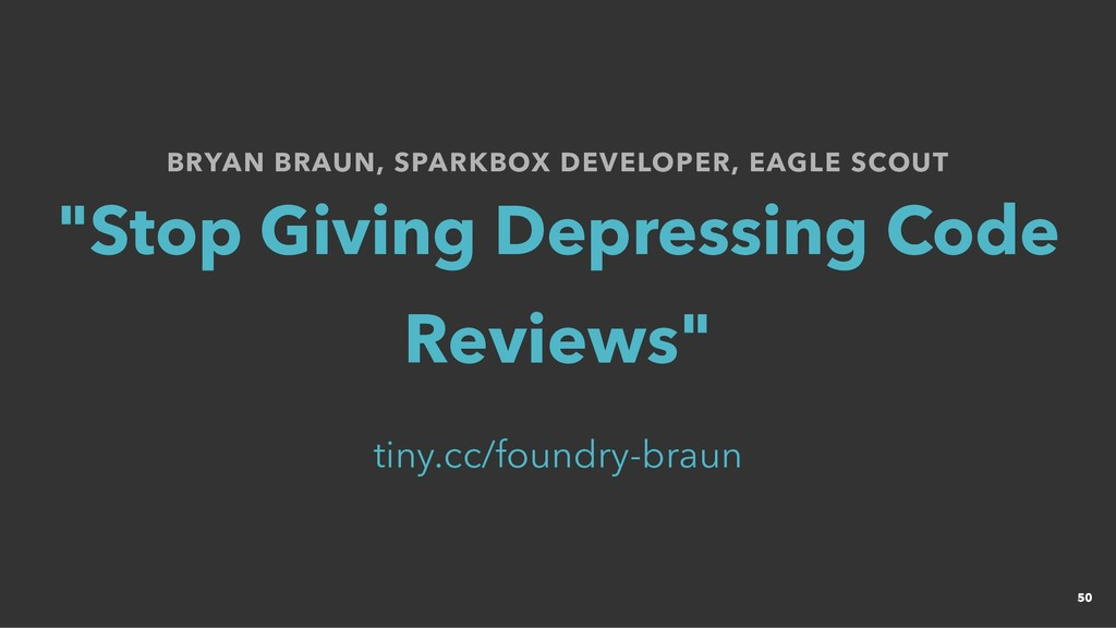 BRYAN BRAUN, SPARKBOX DEVELOPER, EAGLE SCOUT BR...