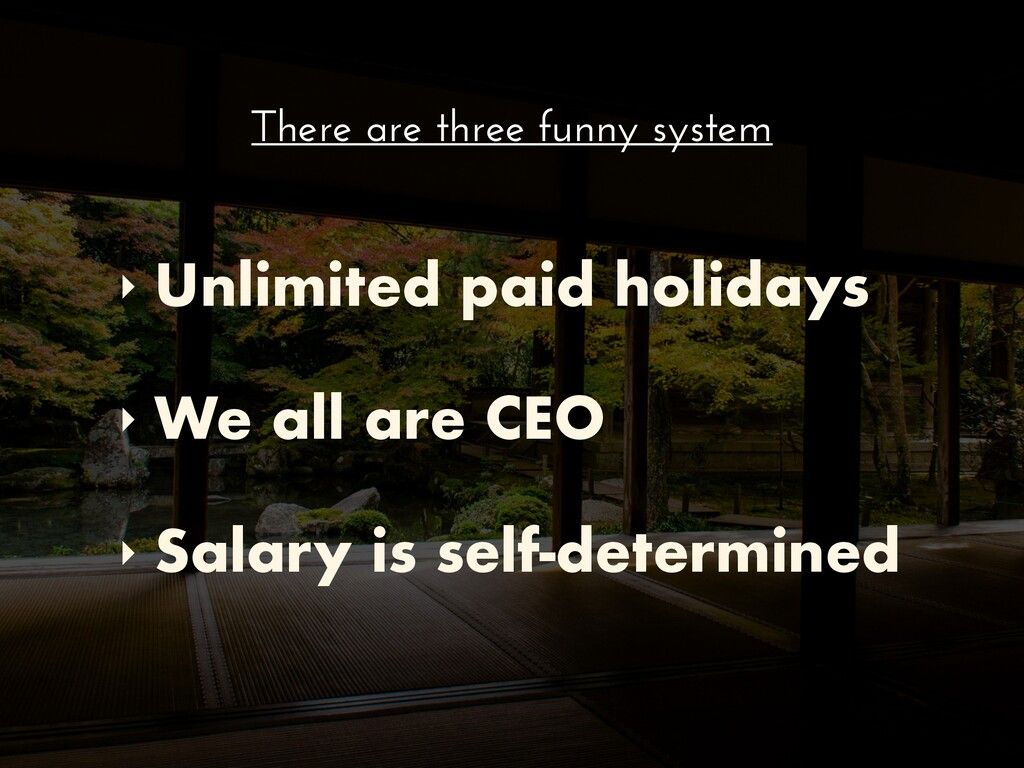 There are three funny system ‣ Unlimited paid h...