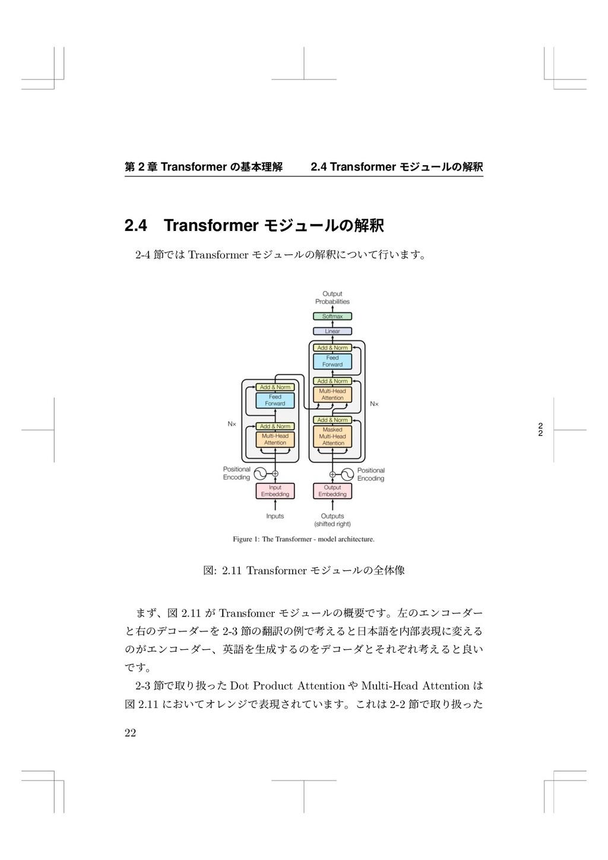 2 2 痥 2 畍 Transformer ך㛇劤椚鍑 2.4 Transformer ٌآُ...