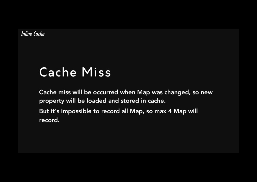 Cache Miss Cache miss will be occurred when Ma...