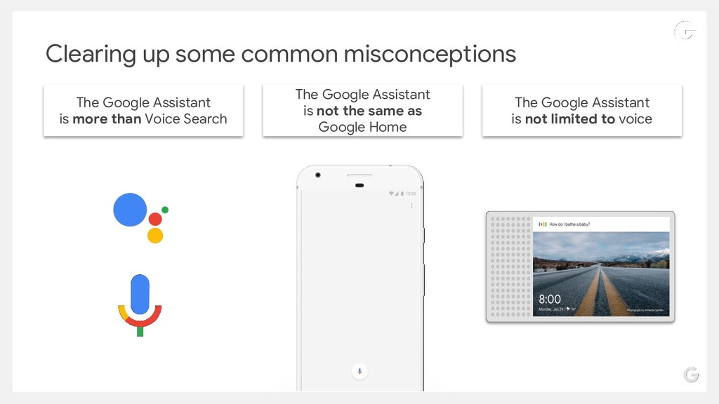Clearing up some common misconceptions The Goog...