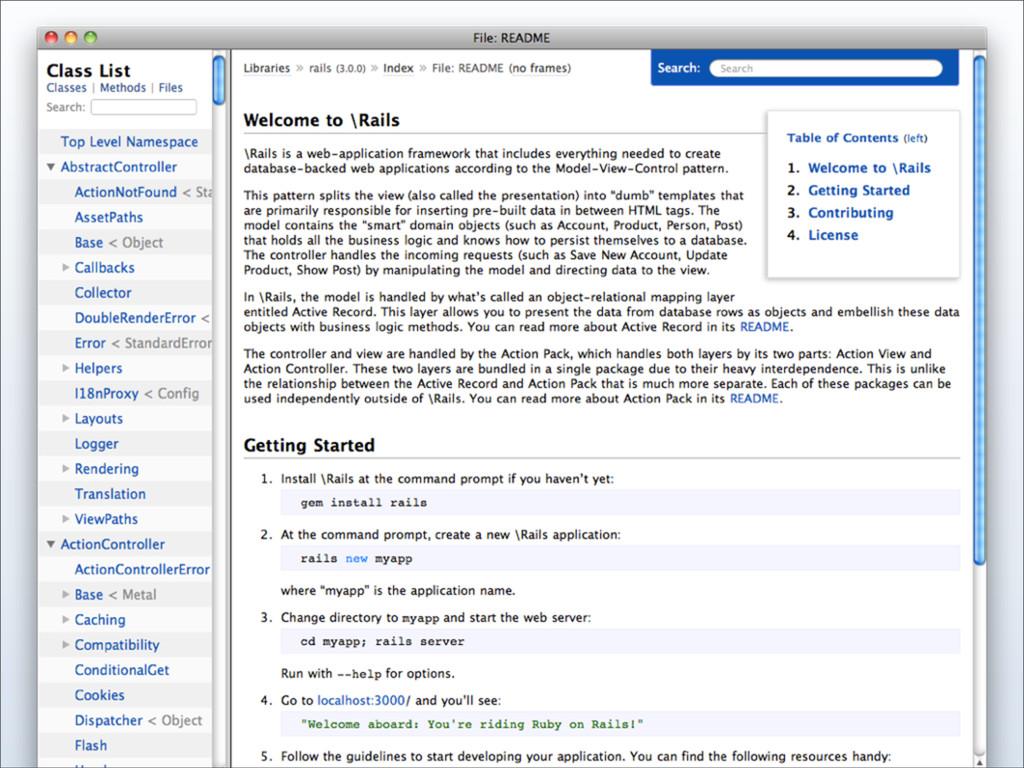 rdoc.info GitHub Integration (generate docs on ...