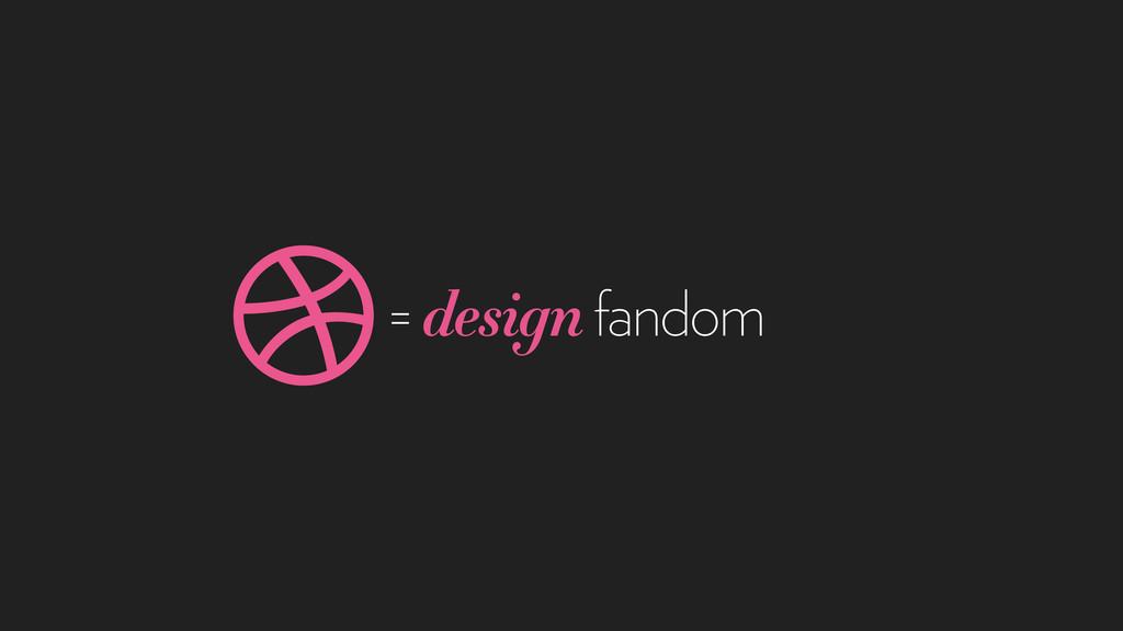 = design fandom