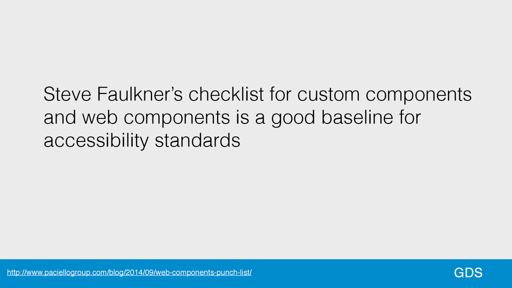 80 Steve Faulkner's checklist for custom compon...