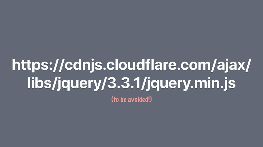https://cdnjs.cloudflare.com/ajax/ libs/jquery/...