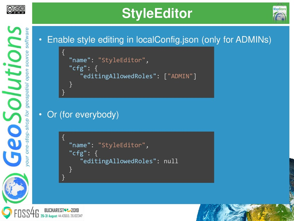 StyleEditor • Enable style editing in localConf...