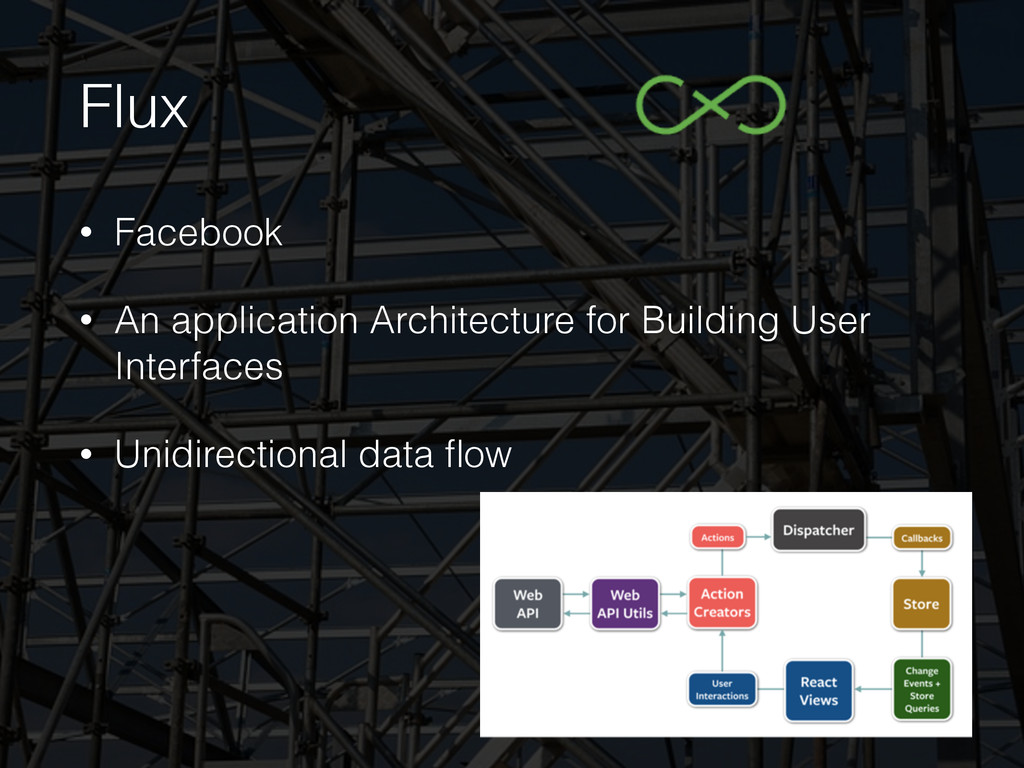 Flux • Facebook • An application Architecture f...