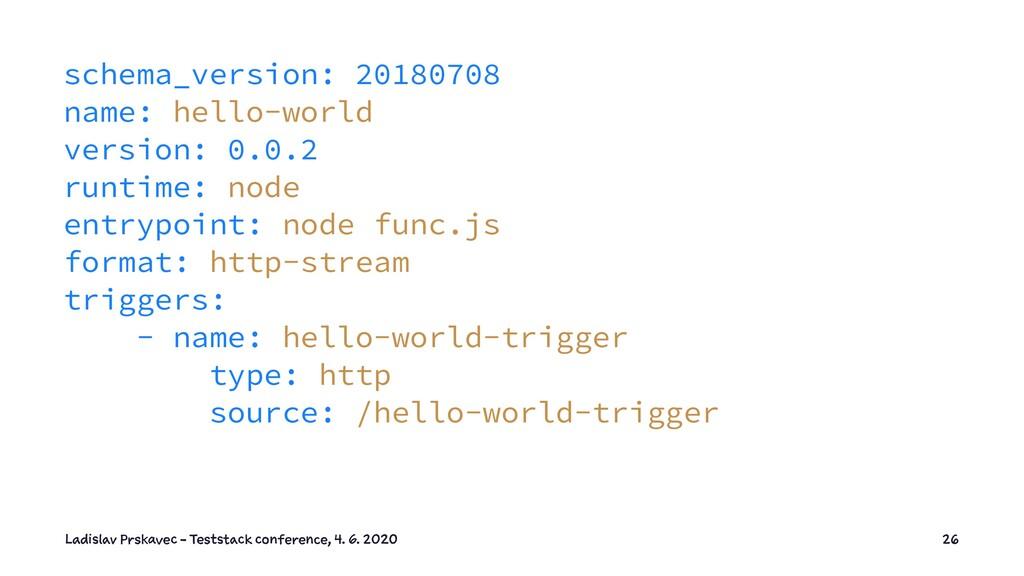 schema_version: 20180708 name: hello-world vers...