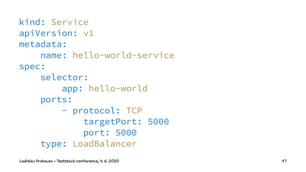 kind: Service apiVersion: v1 metadata: name: he...