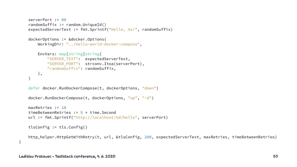 serverPort := 80 randomSuffix := random.UniqueI...