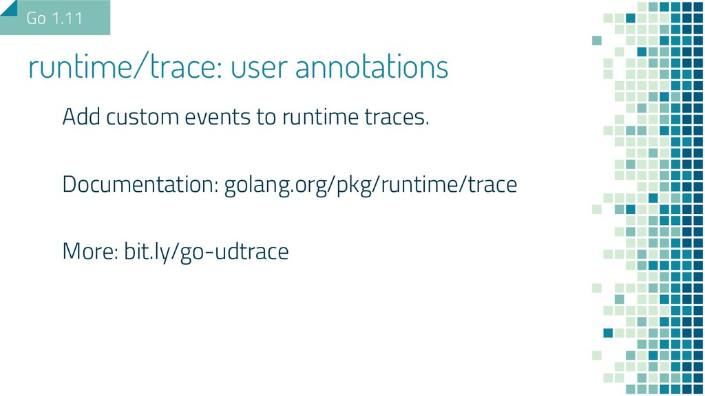 Add custom events to runtime traces. Documentat...