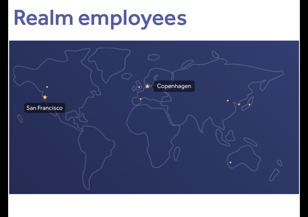 Realm employees