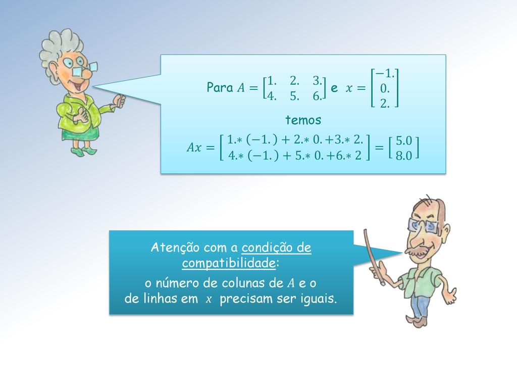 Para  = 1. 2. 3. 4. 5. 6. e  = −1. 0. 2. temos ...