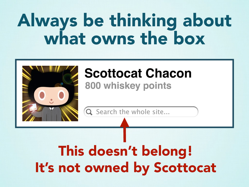 Scottocat Chacon 800 whiskey points This doesn'...