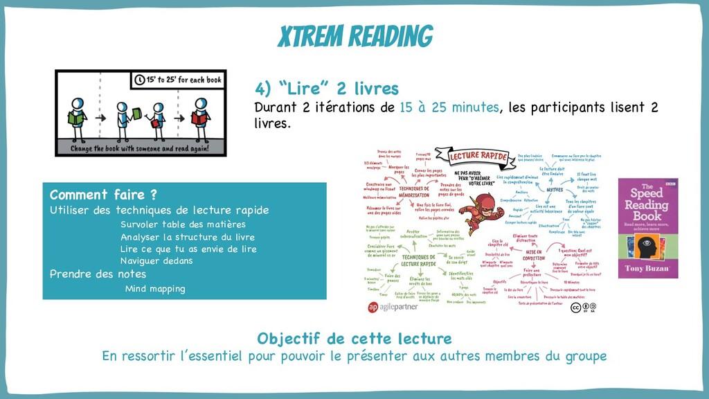 """@yot88 Xtrem reading 4) """"Lire"""" 2 livres Durant ..."""