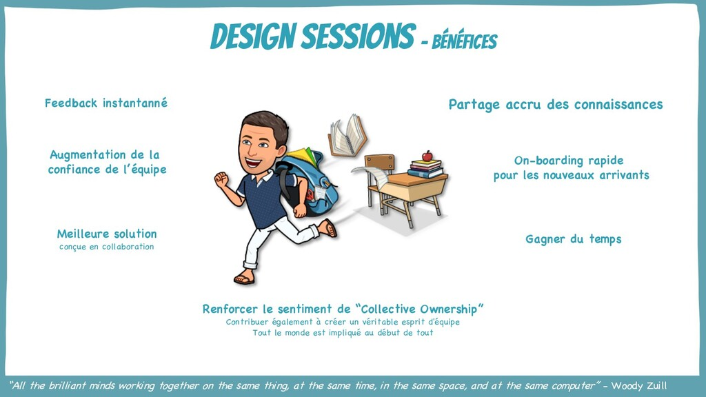 @yot88 Design sessions - bénéfices Feedback ins...